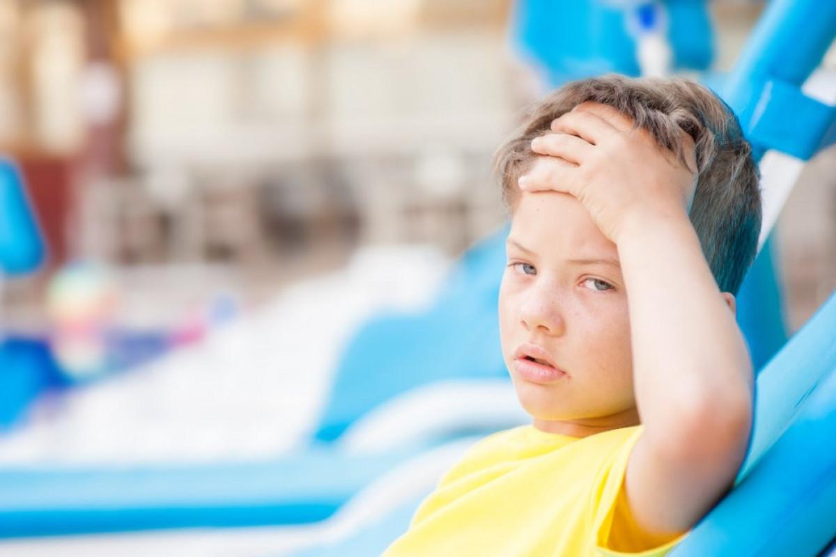 Минздрав дал рекомендации, как уберечь детей от солнечного и теплового удара