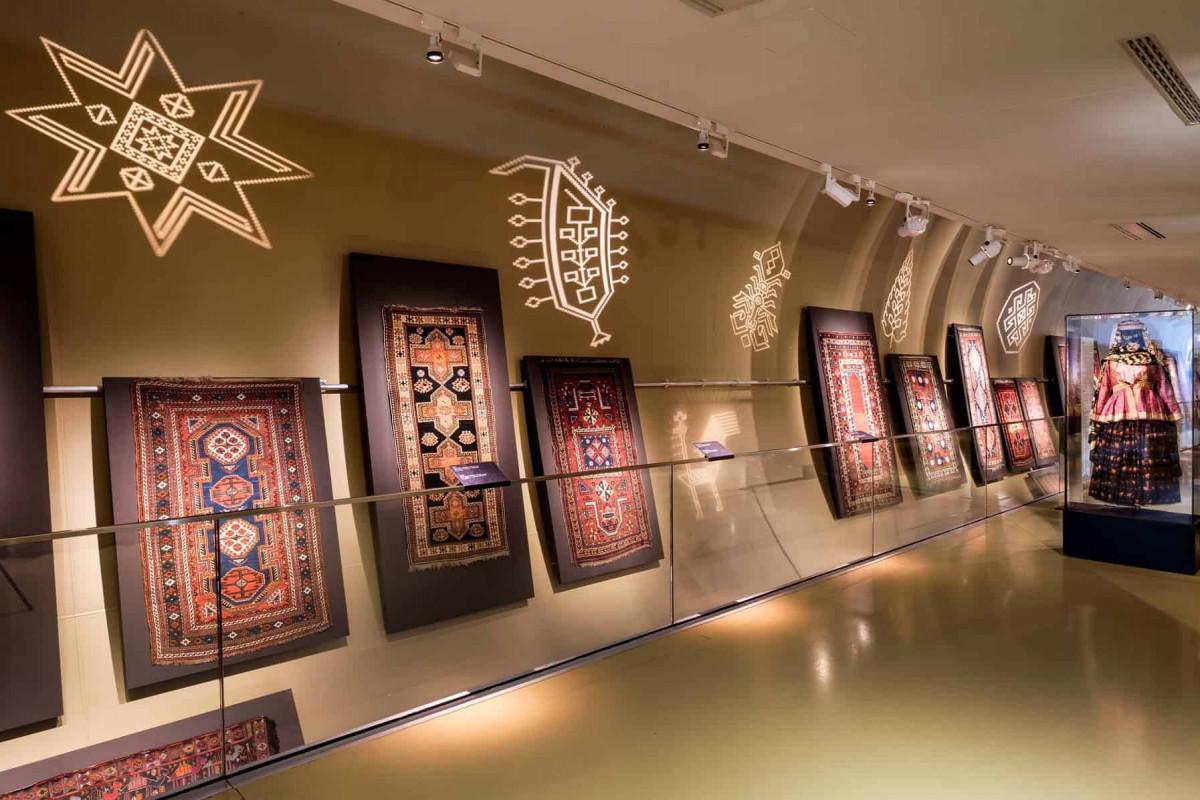 Exhibition of the Azerbaijan National Carpet Museum opened in Kazan