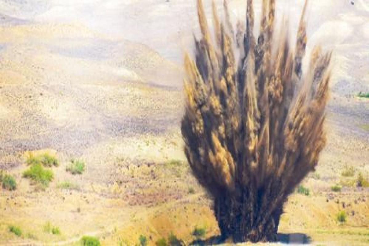 Two civilians step on mine in Azerbaijan