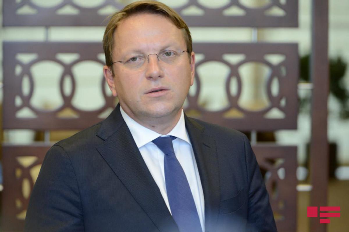 Вархели: ЕС будет поддерживать достижение устойчивого мира в регионе после карабахского конфликта