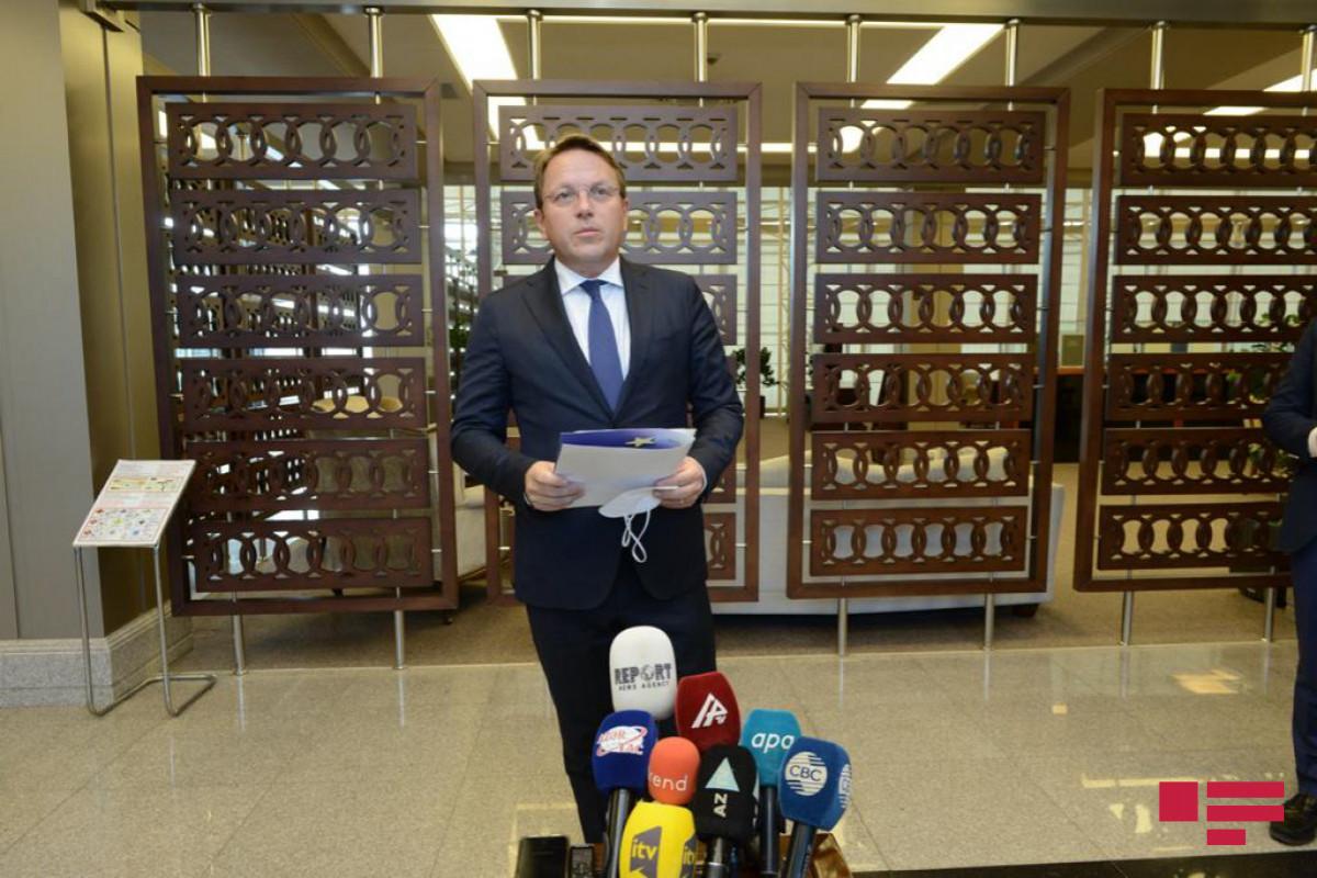"""Komissar: """"Azərbaycan Aİ-nin enerji diversifikasiyasında önəmli rola malikdir"""""""