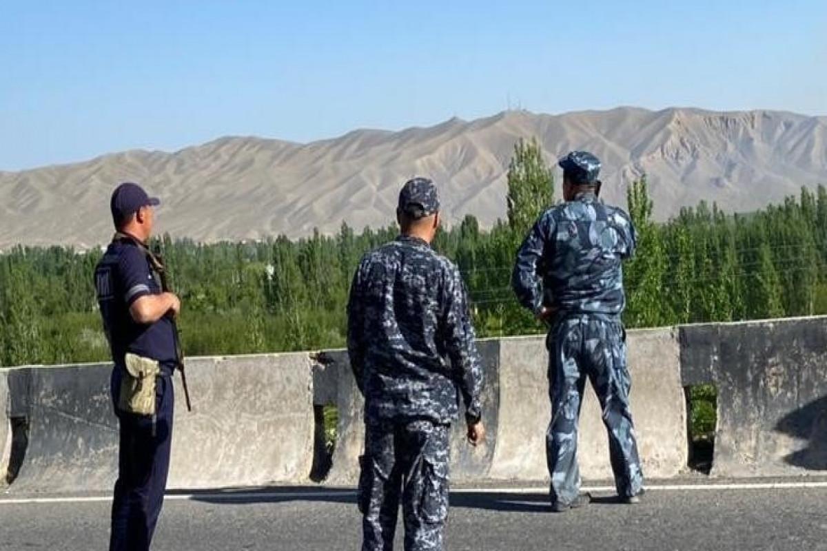 Casualties reported in shootout on Kyrgyz-Tajik border