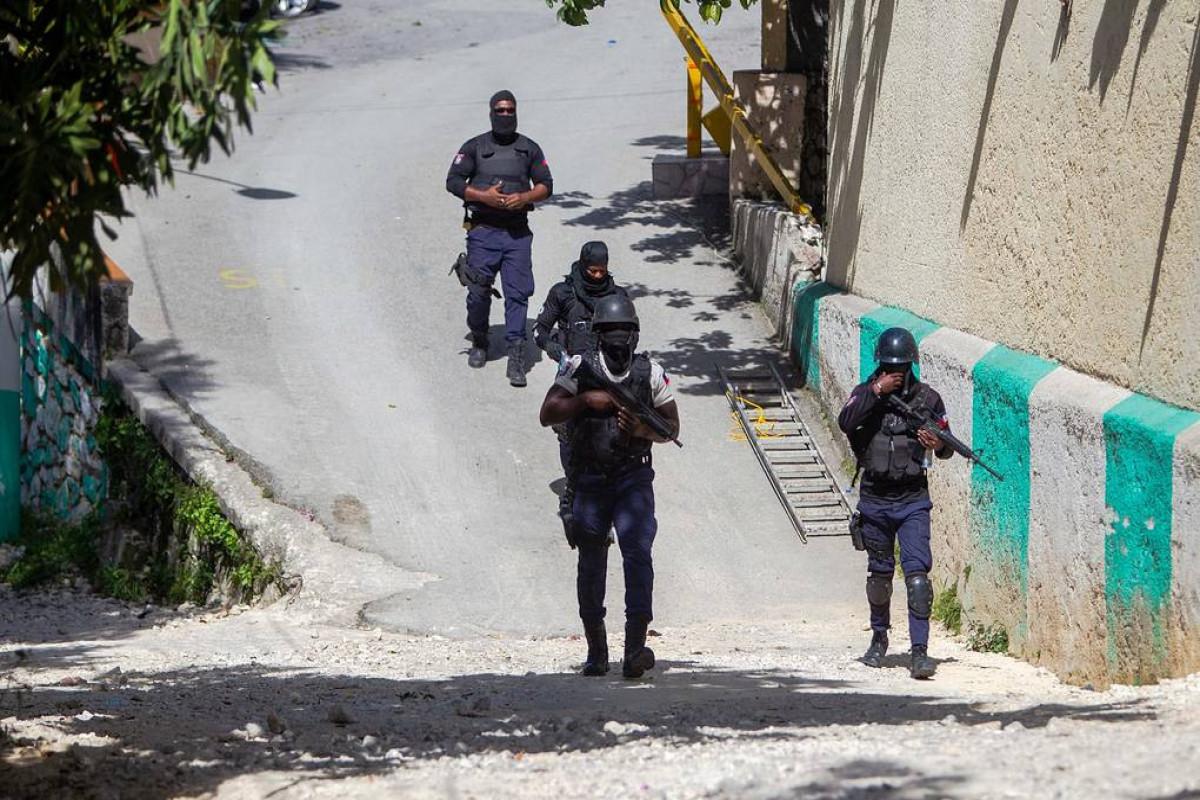 В убийстве президента Гаити подозревают 26 отставных колумбийских военных
