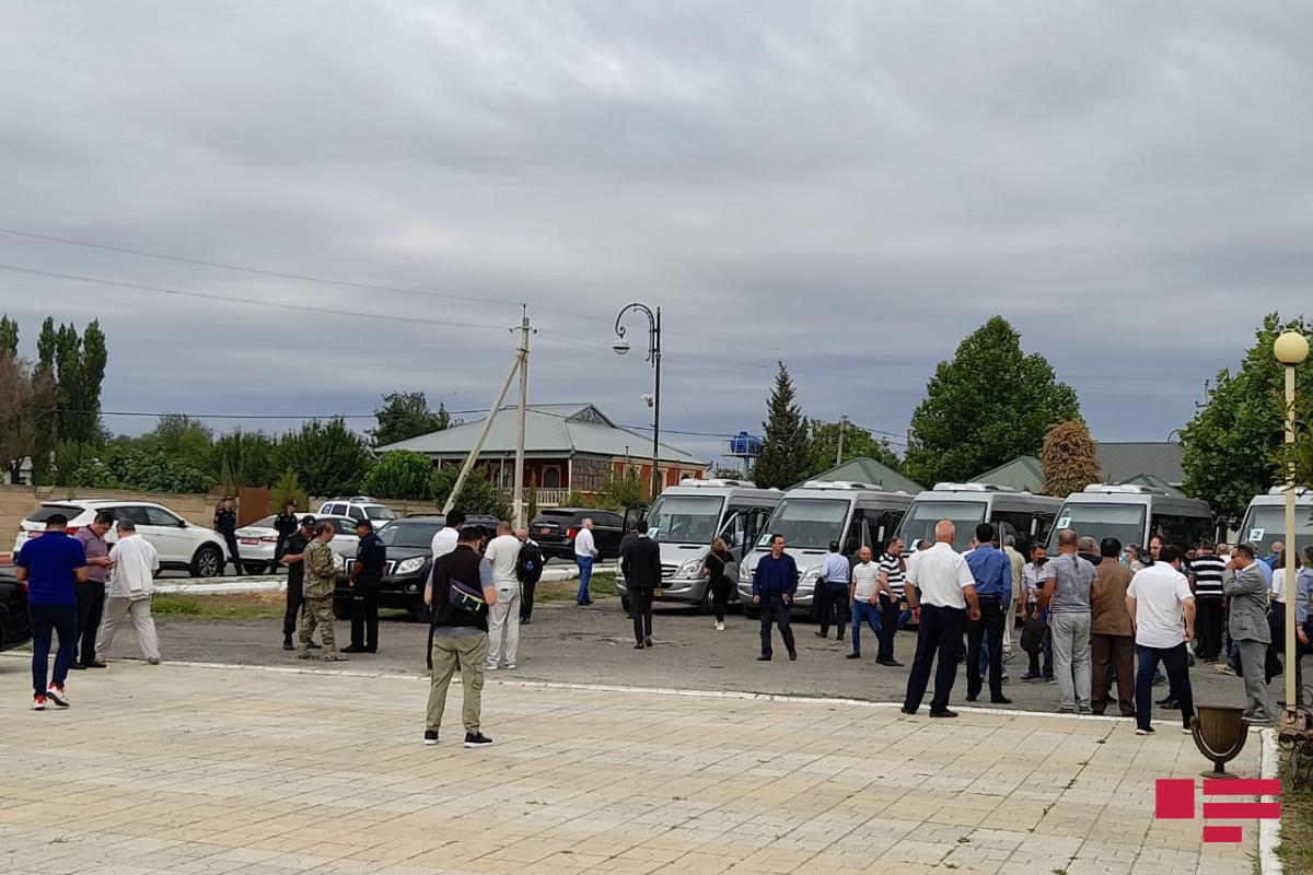 Начался визит представителей дипкорпуса в Шушу-ОБНОВЛЕНО