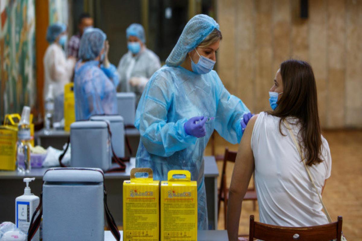 Ukraine reports 655 new coronavirus cases