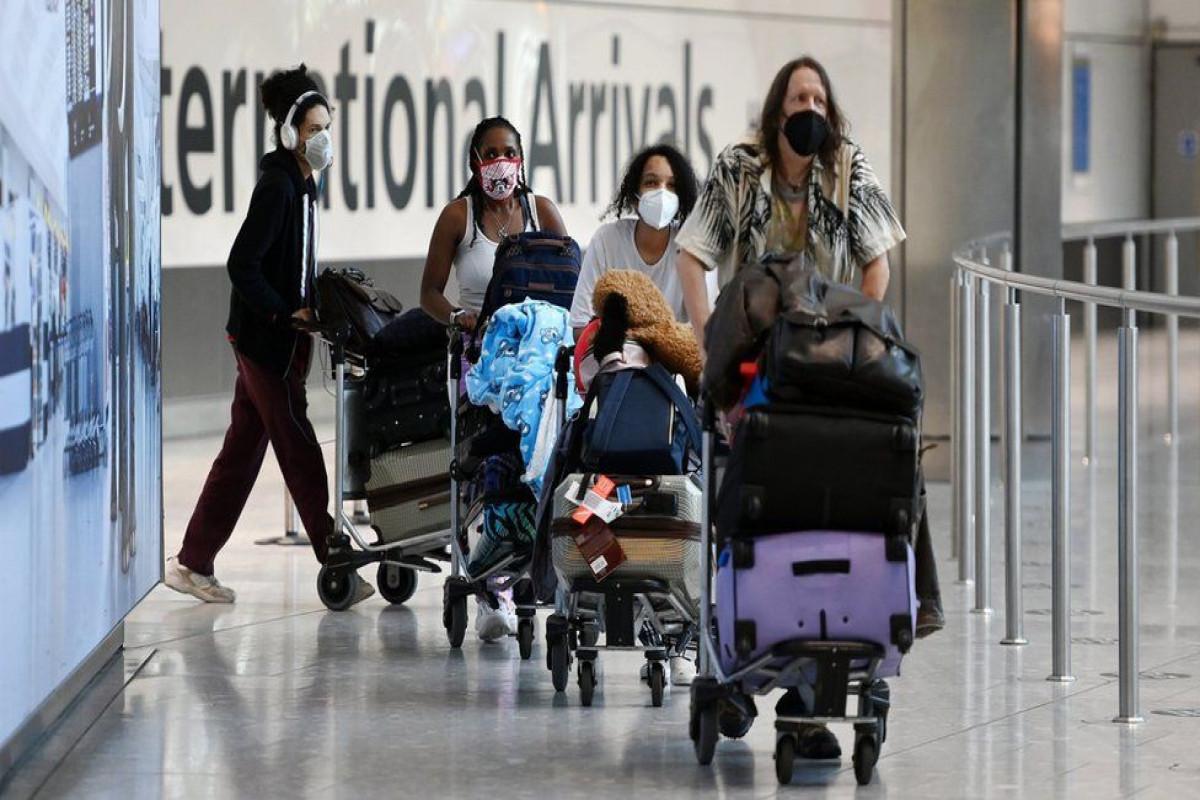 Britain to scrap quarantine for non-UK vaccinated arrivals in weeks