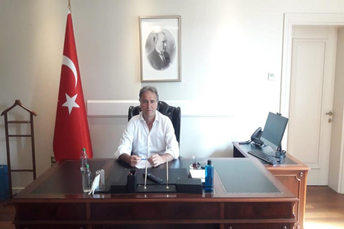"""Türkiyə PA-nın komissiya üzvü: """"Zəngəzur dəhlizi mütləq reallaşacaq"""""""