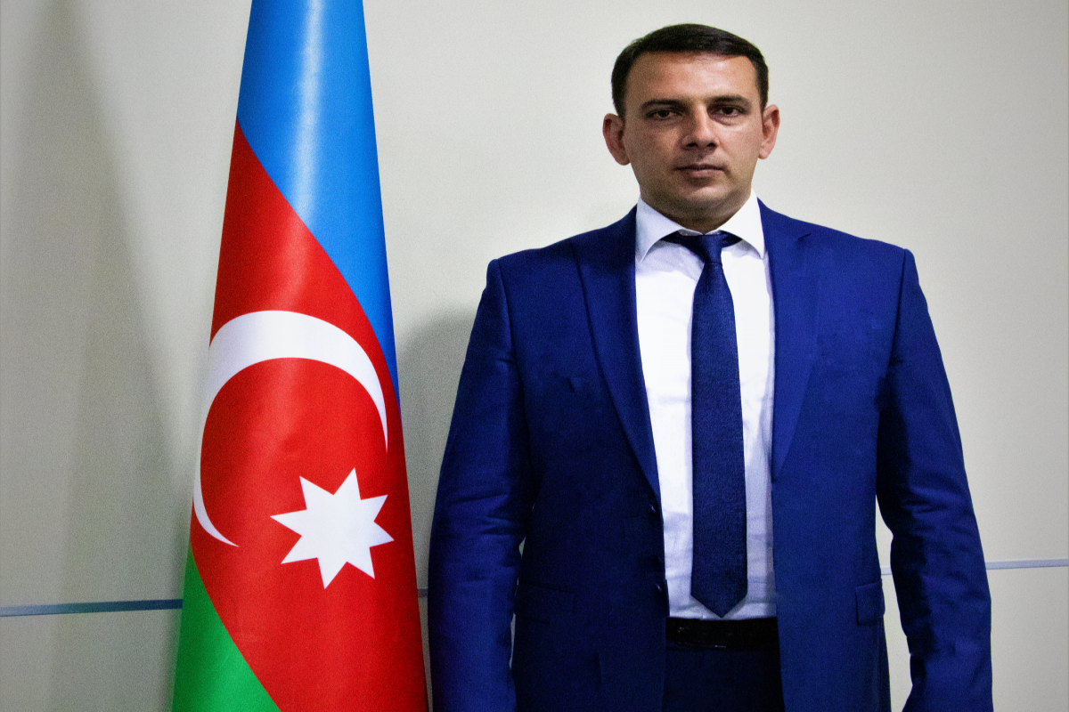 ADIF-in əməkdaşı Vətən müharibəsində iştirakına görə medallarla təltif olunub