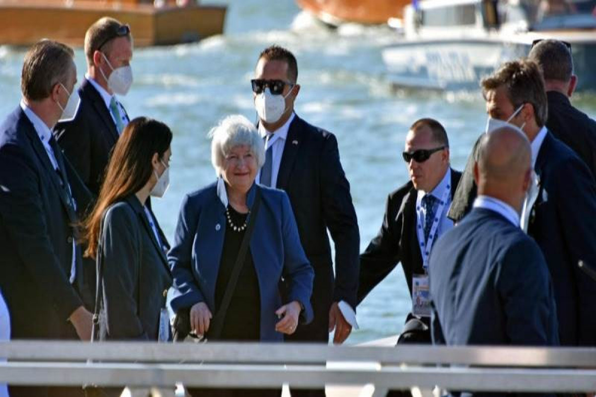 G20 calls for quick solution to global tax question