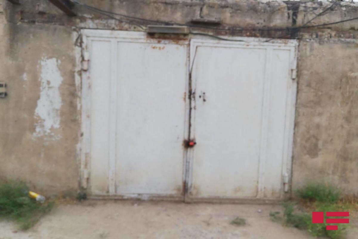 В Сумгайыте в гараже обнаружены тела двух человек -ФОТО -ВИДЕО -ОБНОВЛЕНО