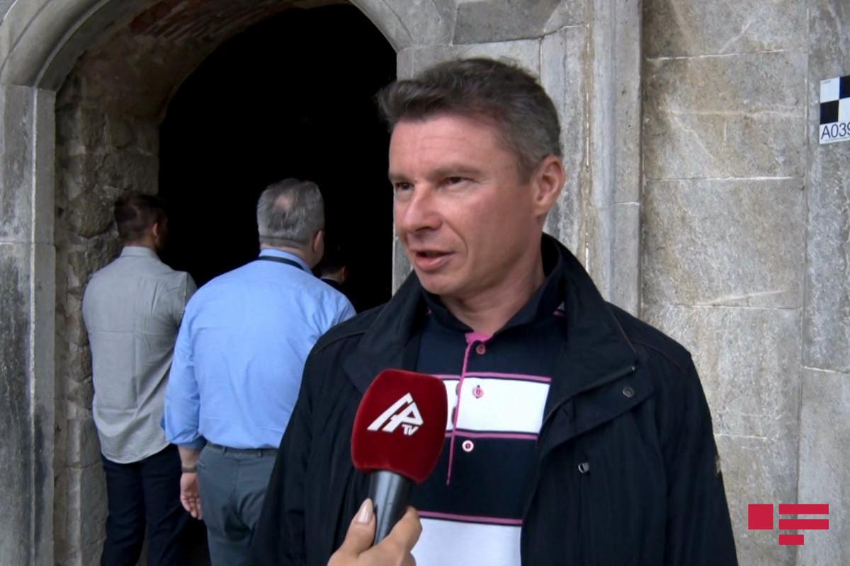 Посол Украины: Шуша – не обычный город-ВИДЕО -ОБНОВЛЕНО