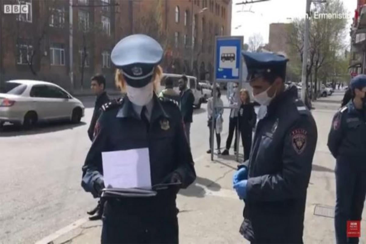 Ermənistan koronavirusla bağlı tətbiq edilən karantinin vaxtı dekabrın 20-dək uzadılıb