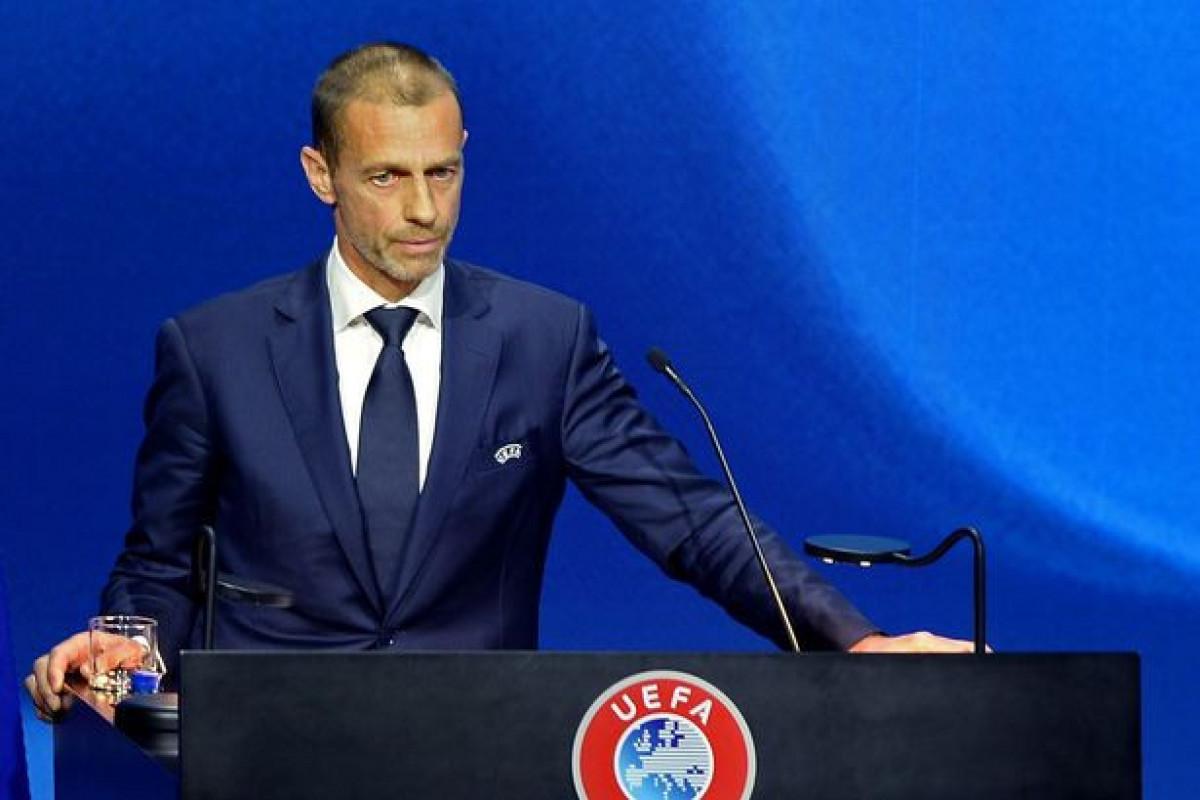 UEFA chief Ceferin criticizes organizational format of 2020 Euro Cup