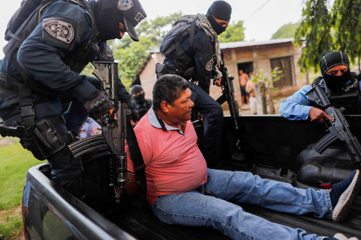 Honduran police arrest five after mob of 600 lynches Italian man