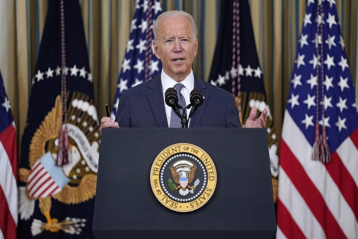 US, Russian delegations expected to discuss cyber security on July 16 - Biden