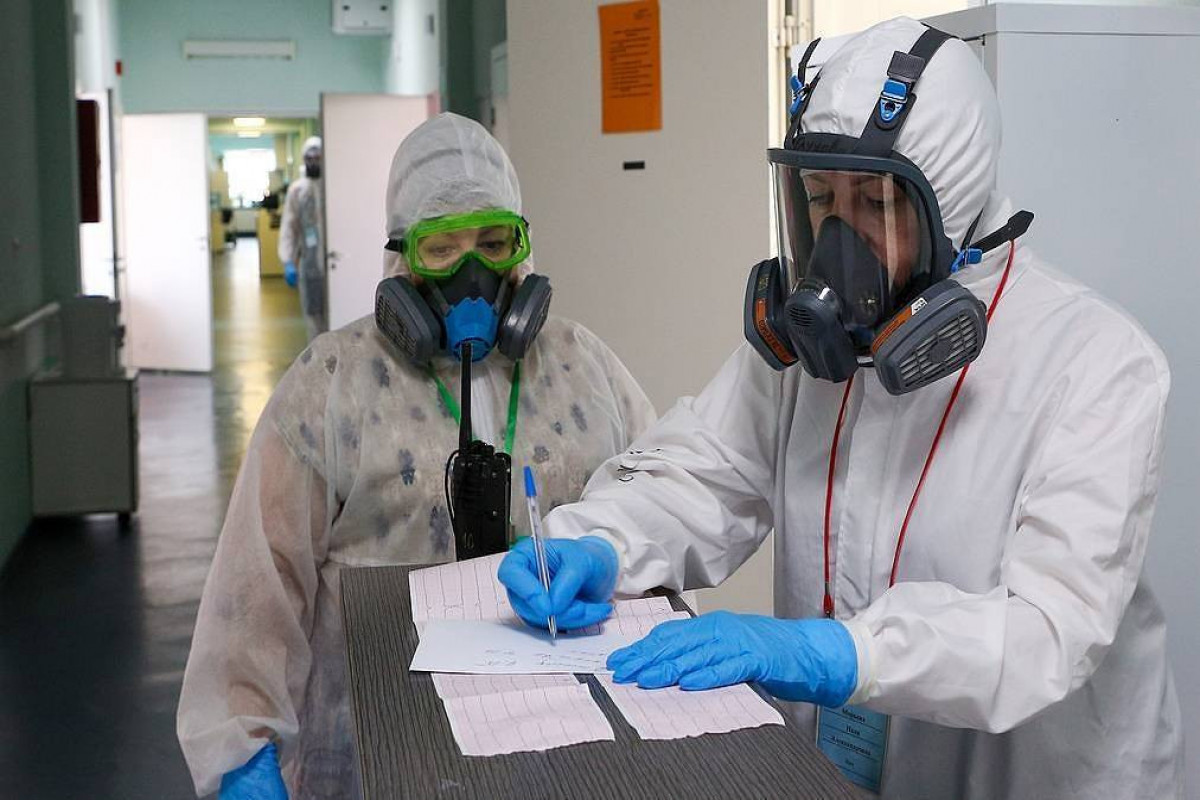 Russia records all-time high of 752 daily coronavirus deaths