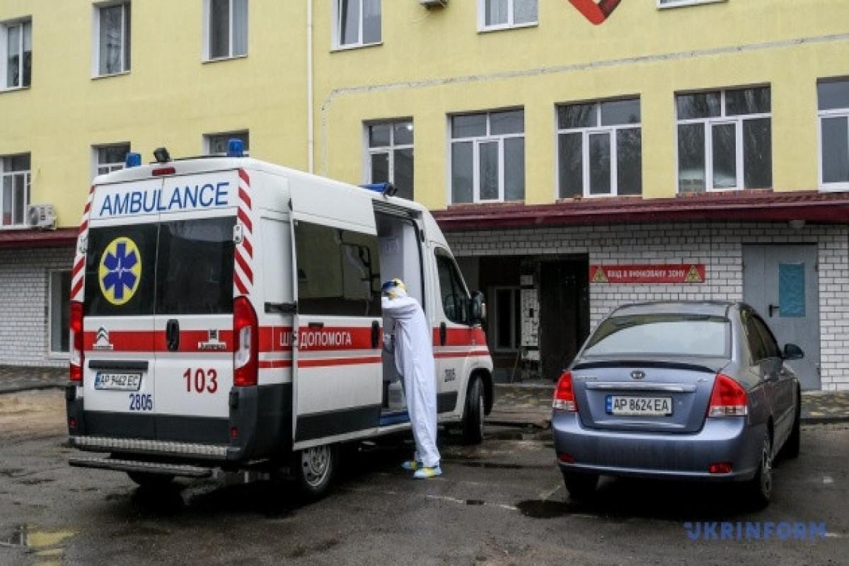 Ukraine reports 507 new coronavirus cases