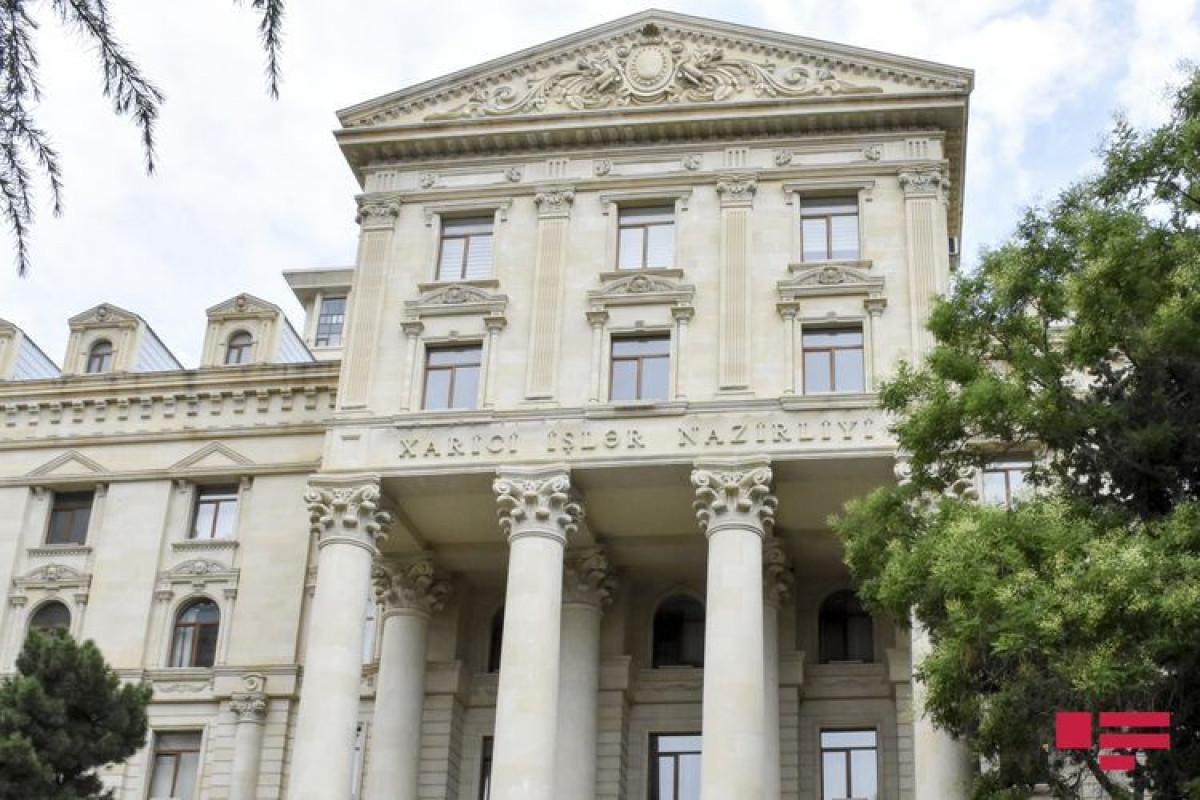 Azerbaijani MFA extends condolences toTajikistan over casualtiesas a result of quake
