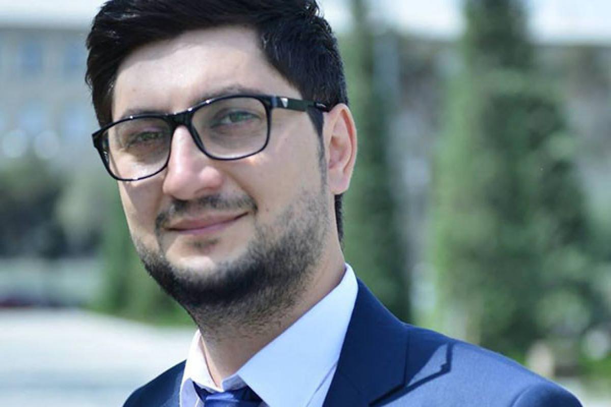 Ramin Hajili arrested-VIDEO