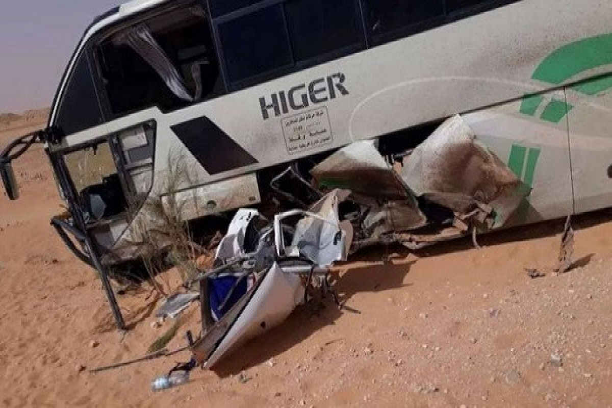 At least 27 killed in two road accidents in Algeria