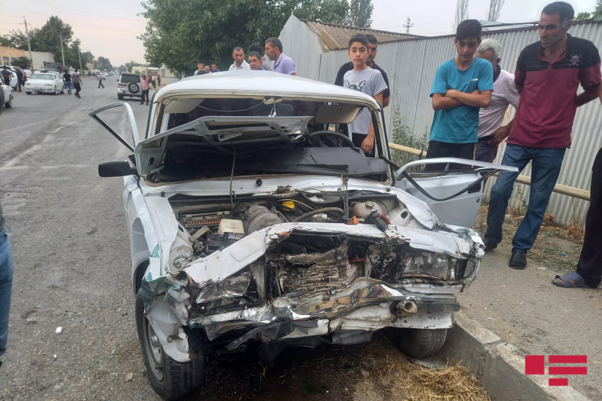 В Барде столкнулись два ВАЗ-а, есть погибший и раненые-ФОТО
