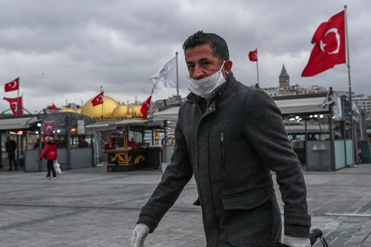 Türkiyədə bu gün koronavirusdan 37 nəfər həyatını itirib