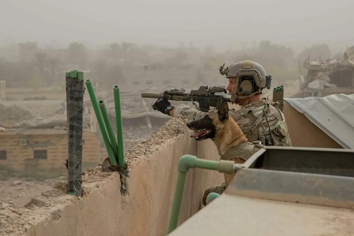 ABŞ hərbçiləri Suriyada atəşə tutulublar