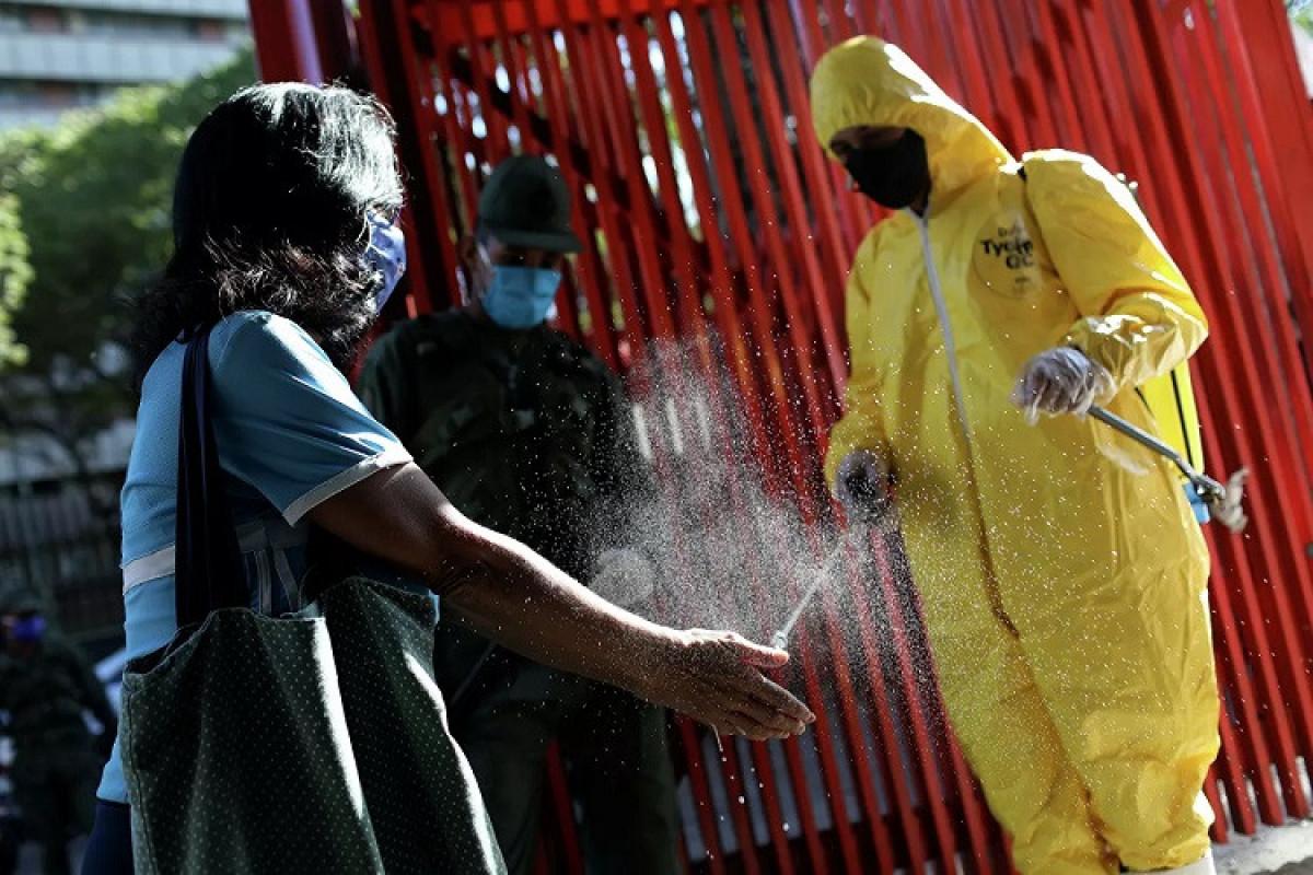 Braziliyada son sutkada 1,2 min nəfər koronavirsdan ölüb