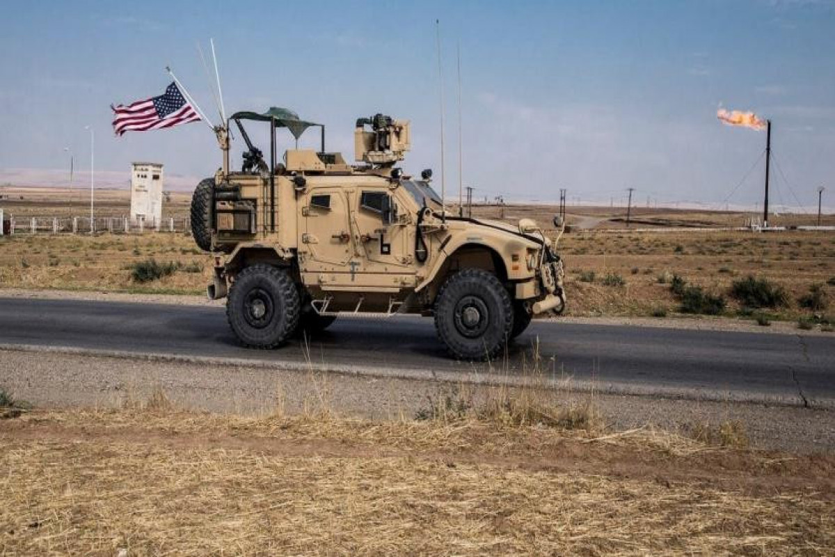 No injuries, damage in attack against U.S. forces in Syria- defense official