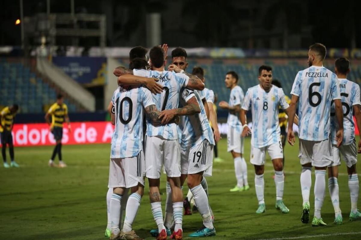 Argentina wins Copa America first time since 1993