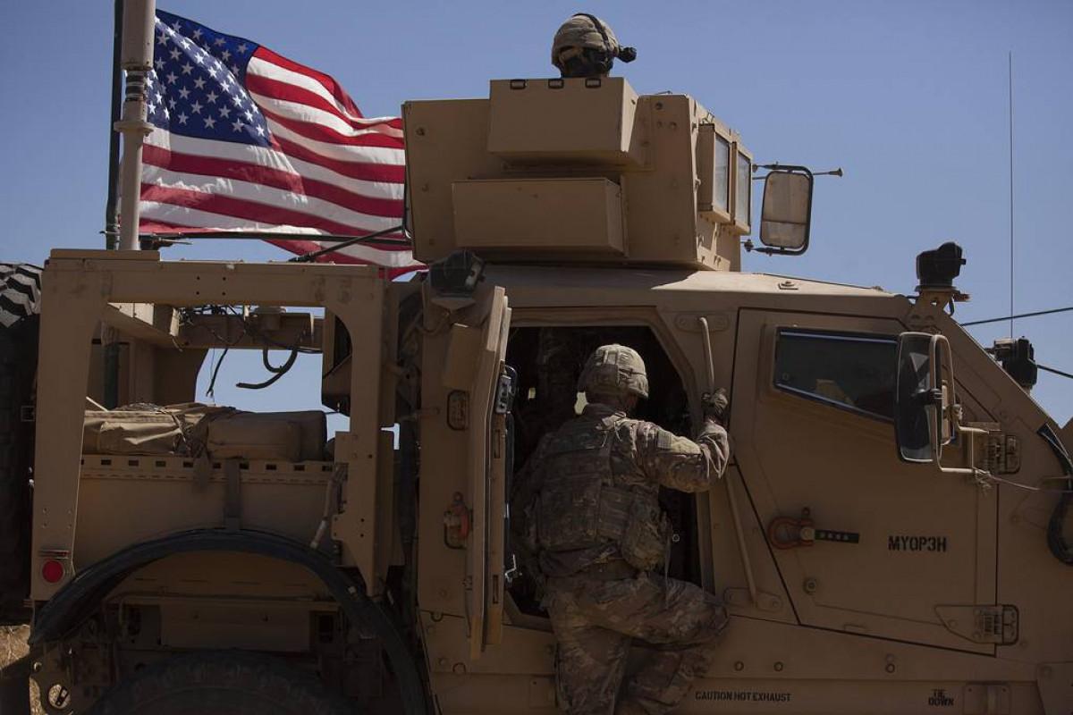 Suriyada ABŞ-ın ikinci hərbi bazası atəşə tutulub