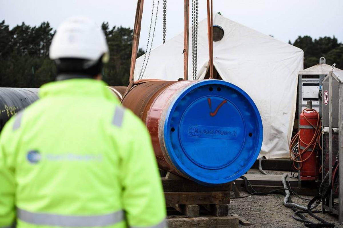 """Nord Stream 2 AG планирует завершить работы по """"Северному потоку - 2"""" в конце августа"""