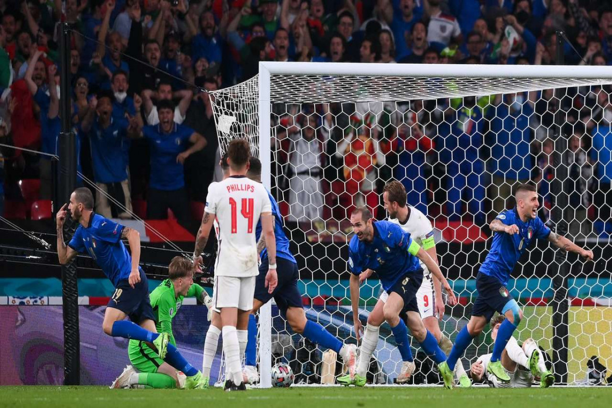 Евро-2020:   Италия во второй раз выиграла чемпионат Европы