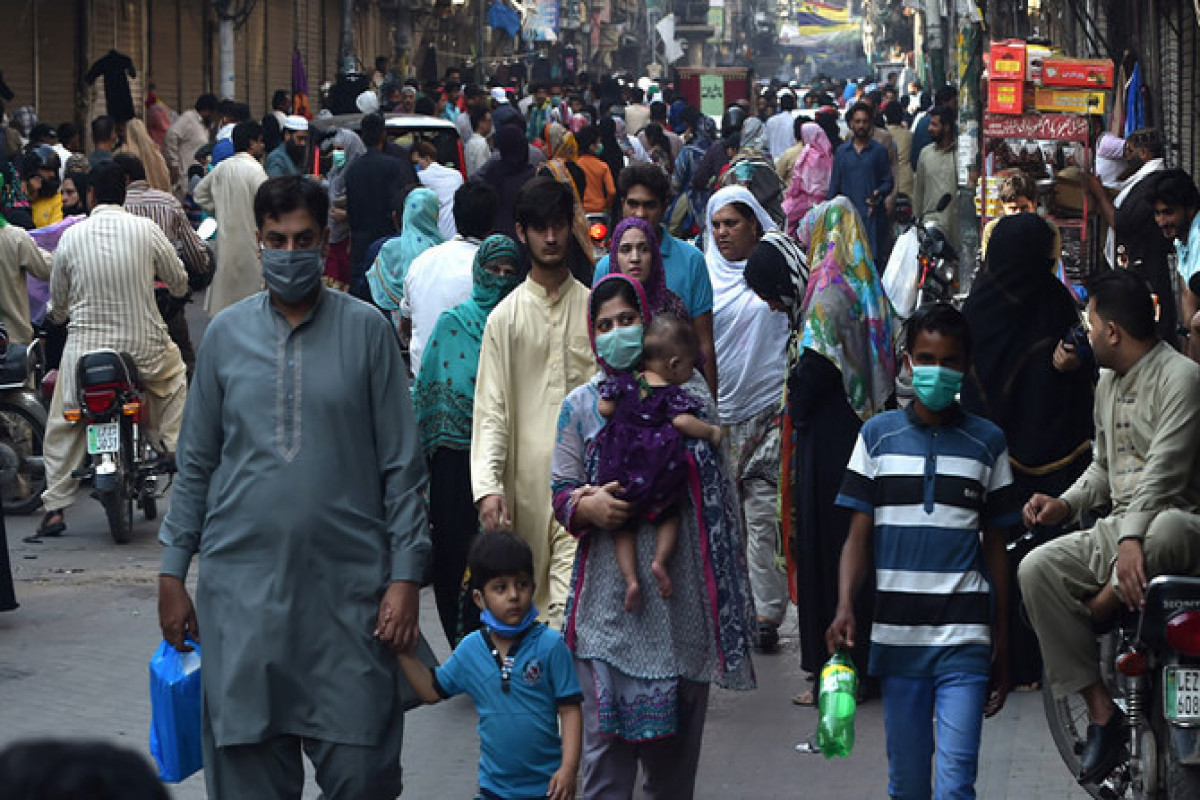COVID-19 situation worsening in Pakistan