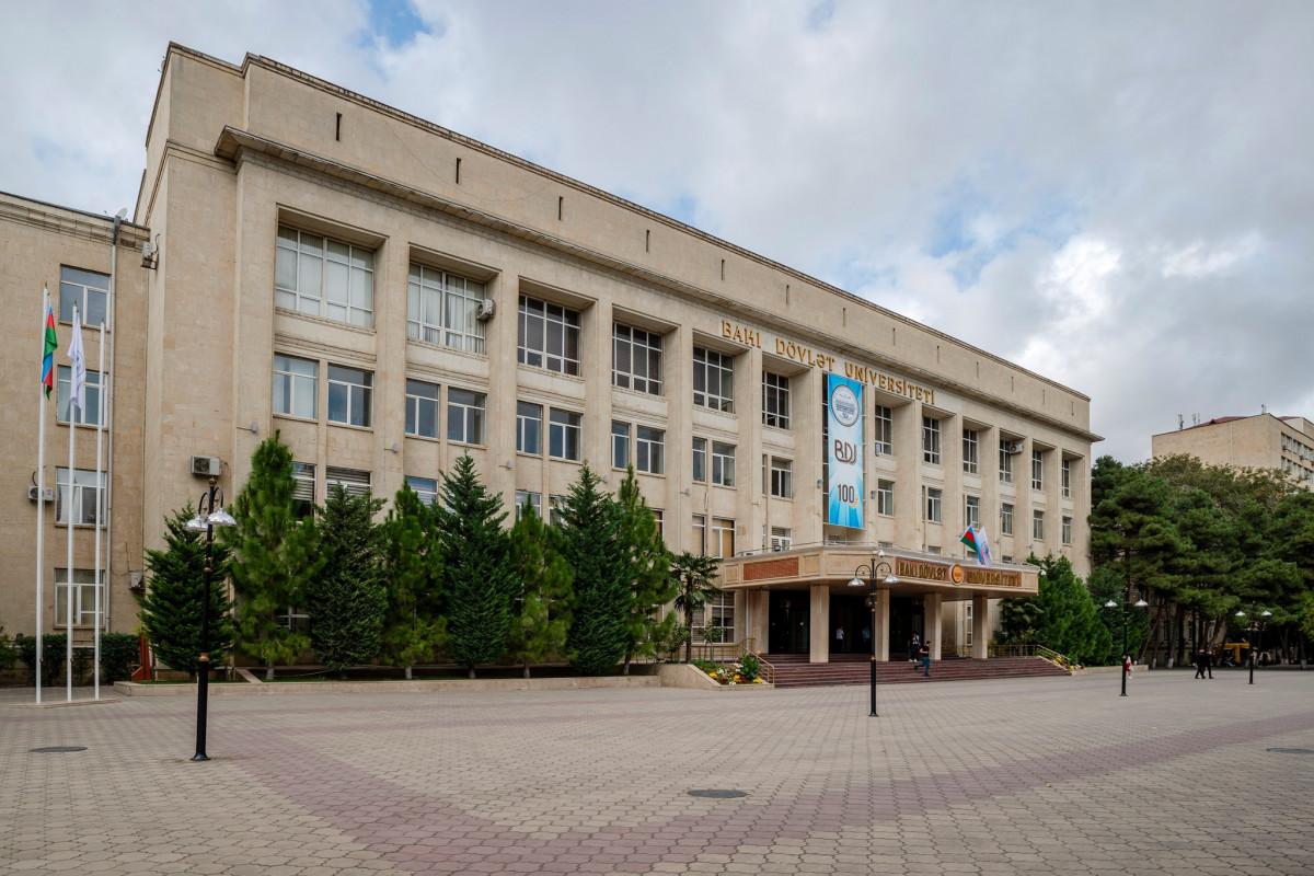 BDU-da biznes inkubasiya mərkəzi yaradılacaq