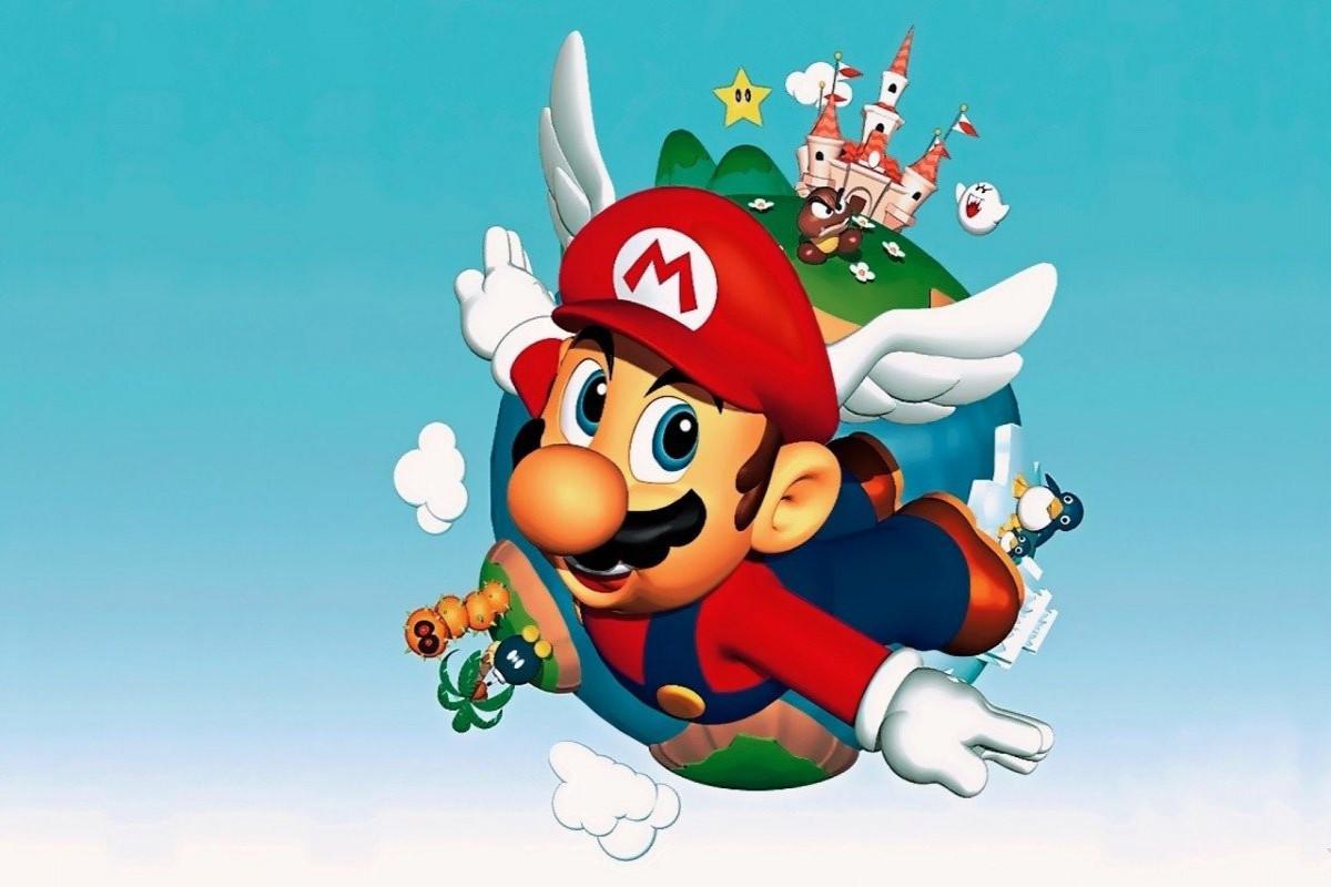 """""""Super Mario 64"""" oyununun kartrici rekord 1,5 mln. dollara satılıb"""