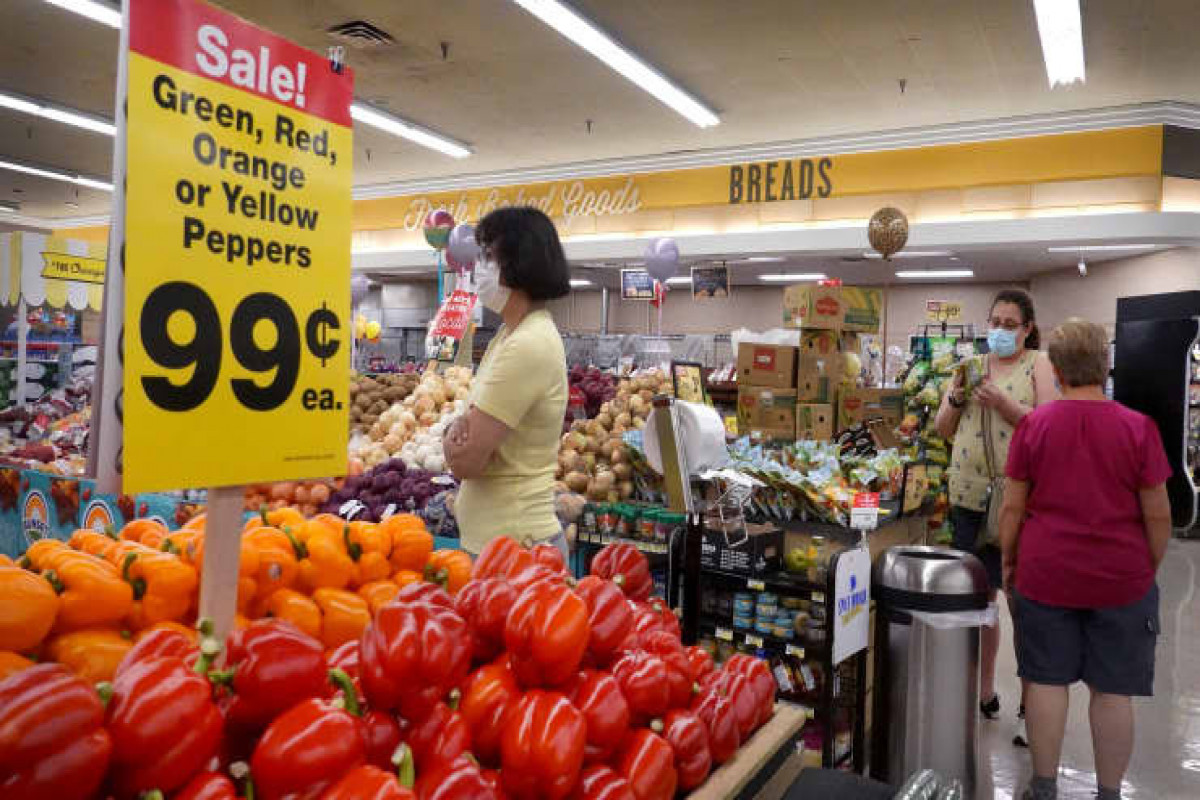 Inflation expectations surge, hitting new high for New York Fed survey