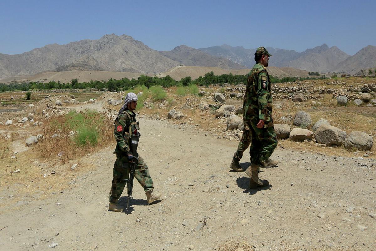 В Афганистане заявили о ликвидации одного из главарей талибов