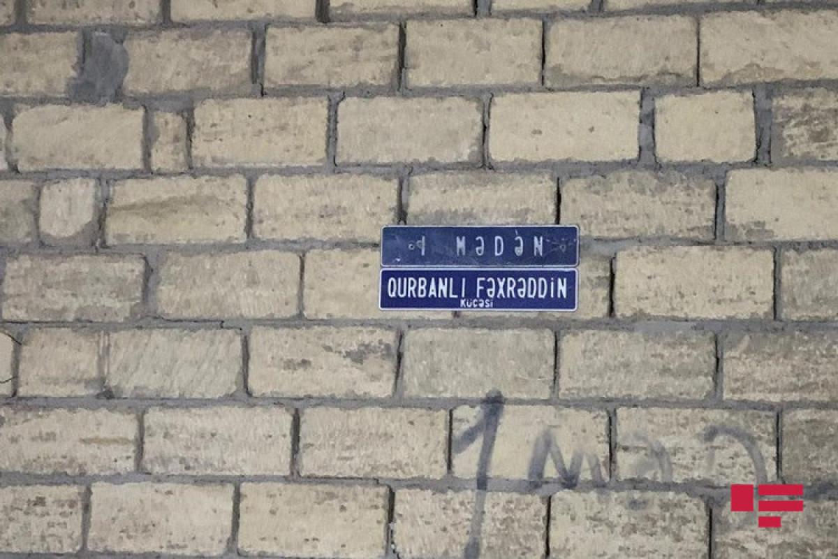 В Баку подросток убил ножом мужчину-ФОТО -ВИДЕО