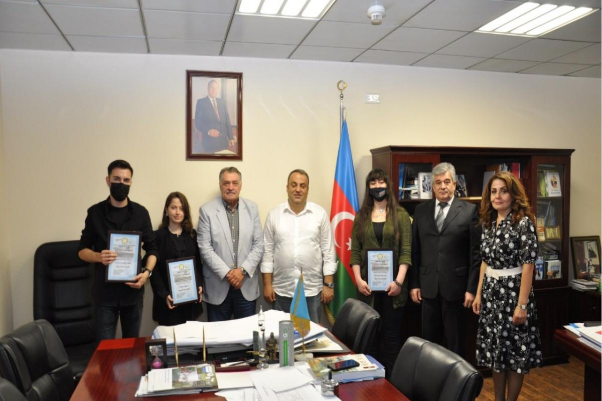 Nazir müavini FHN-nin dəvəti ilə Azərbaycana gələn türkiyəli psixoloqlarla görüşüb