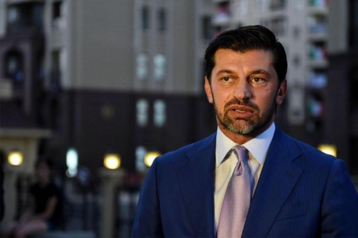 Tbilisi mayor Kakha Kaladze to visit Baku