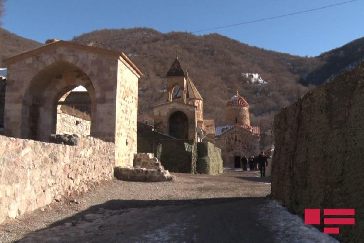 Подготовлен отчет о присвоении Арменией исторического и культурного наследия Азербайджана