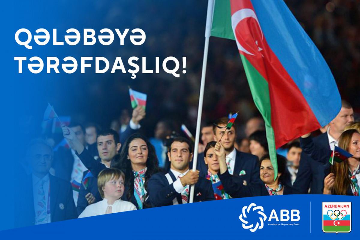 ABB Azərbaycanın Olimpiya komandasının maliyyə tərəfdaşıdır