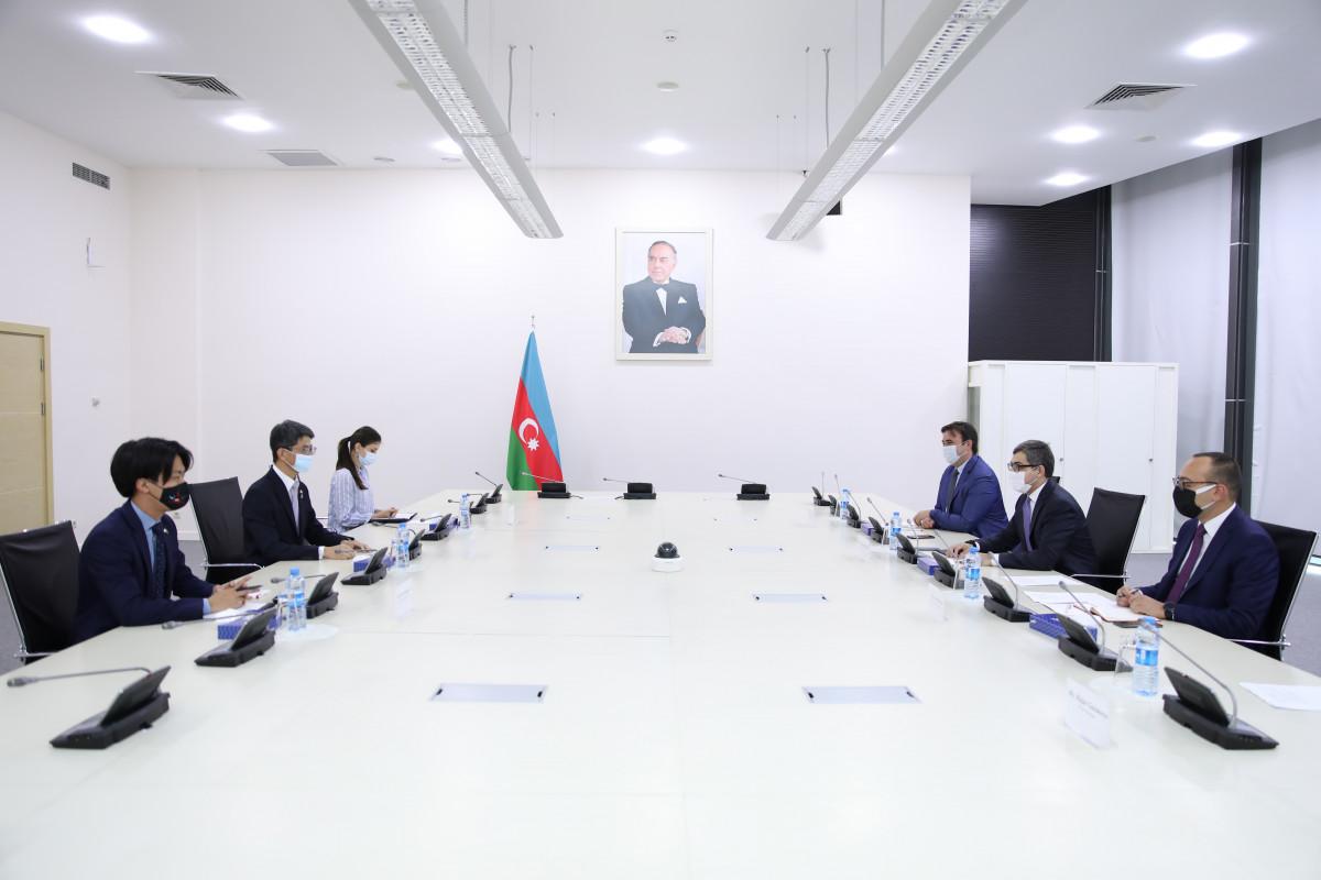 Azərbaycan Yaponiyada ticarət evi açacaq