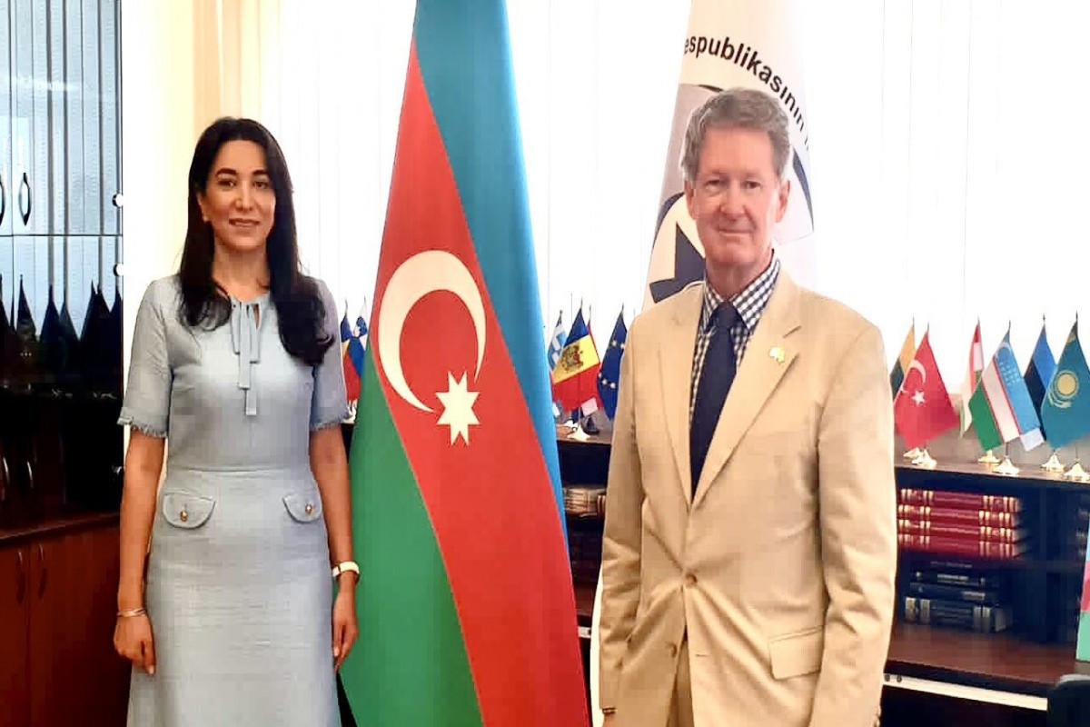 Омбудсмен встретилась с послом Британии - ОБНОВЛЕНО