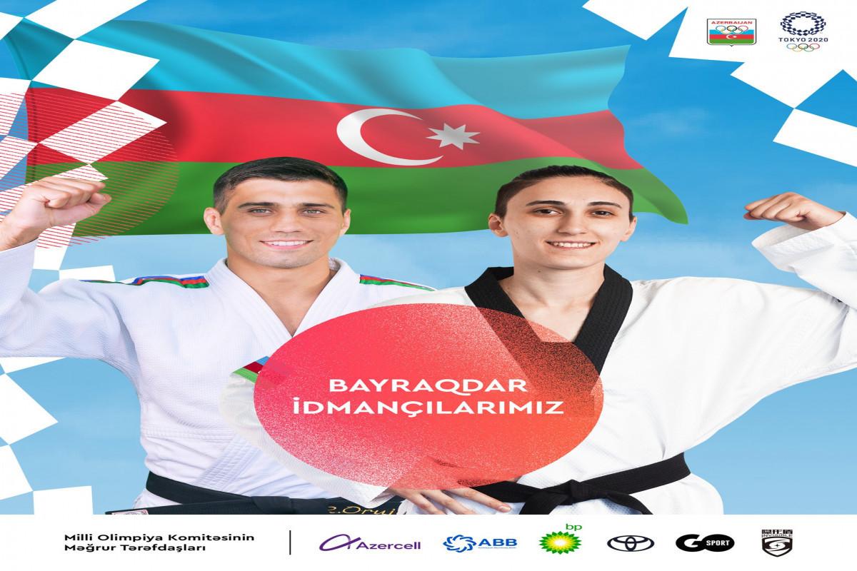 Tokyo 2020: Farida Azizova will also be flagbearer together with Rustam Orujov