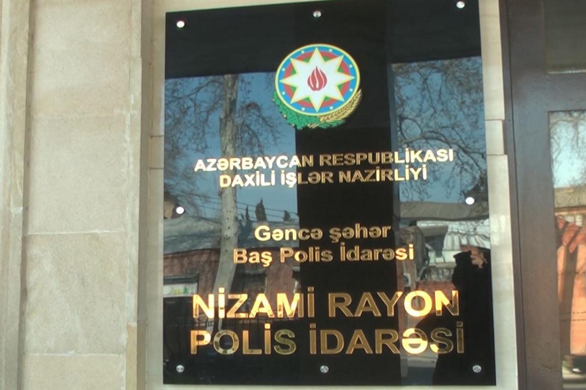 Gəncədə narkotacirlər saxlanılıb - VİDEO  - YENİLƏNİB