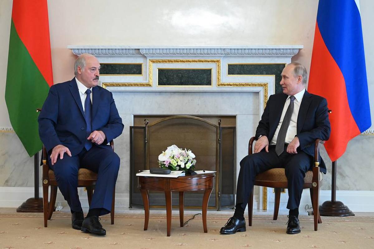 Putin: Belarus remains Russia's big and reliable economic partner