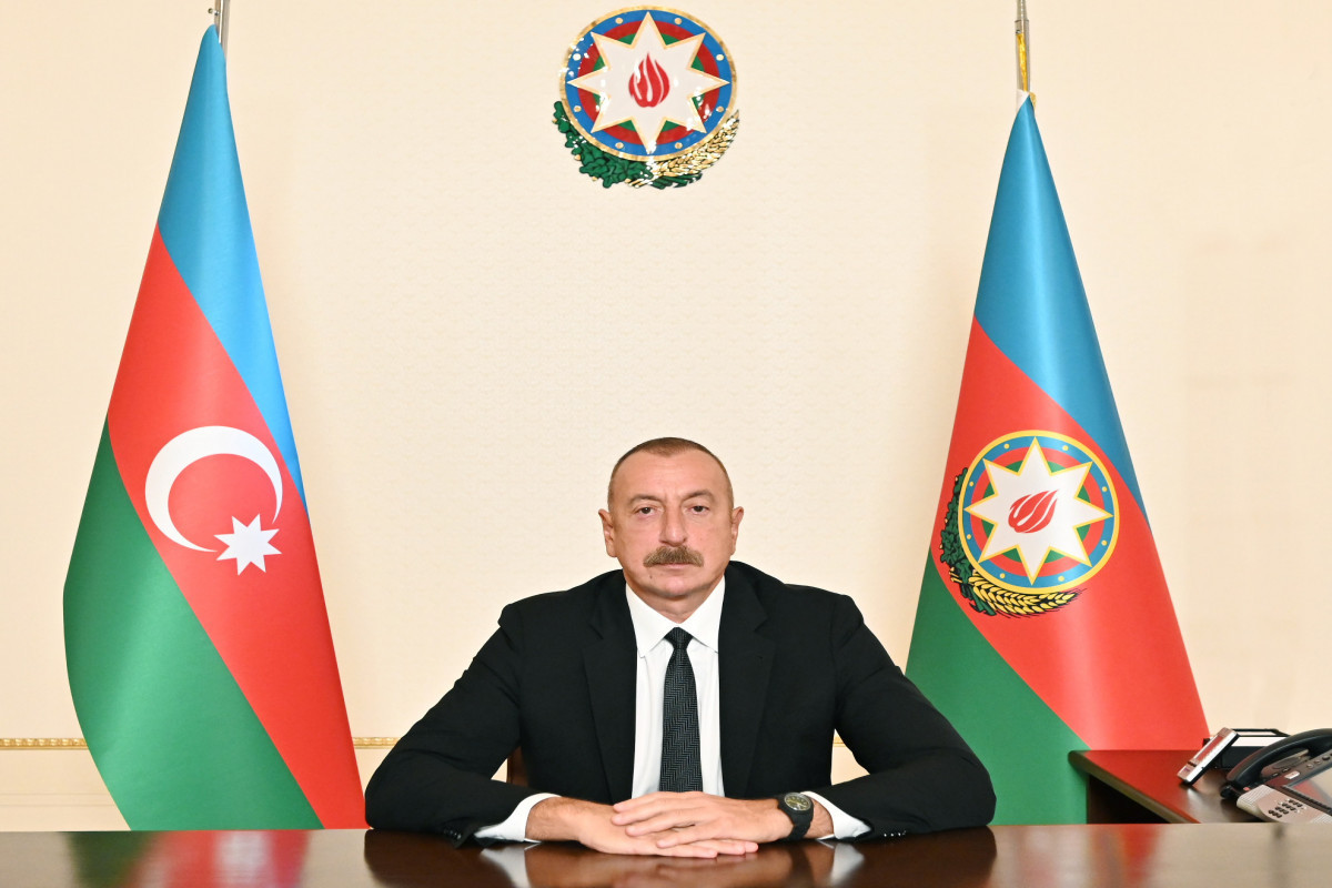 """Azerbaijani President: """"Azerbaijan has provided humanitarian and financial assistance to more than 30 countries in fight against the pandemic"""""""
