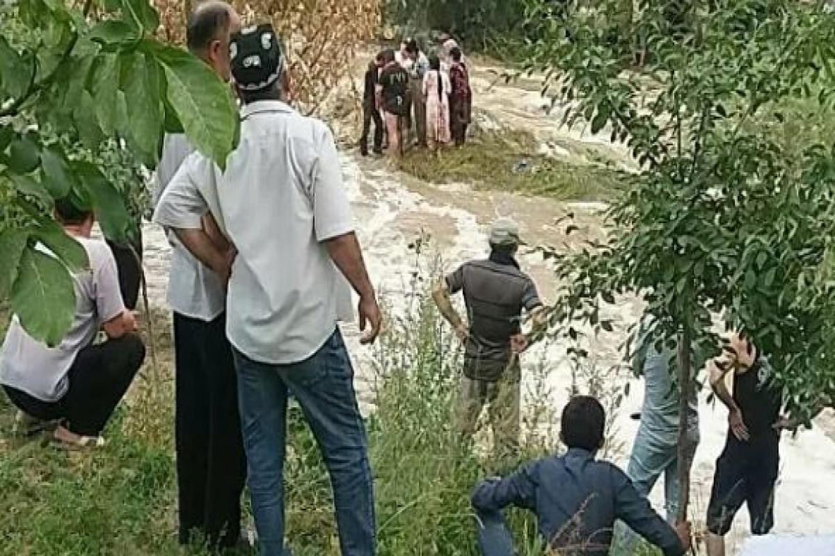 В Узбекистане восемь человек погибли при сходе селя